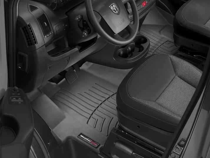 2017 Dodge Ram Promaster Floor Mats Laser Measured Floor Mats