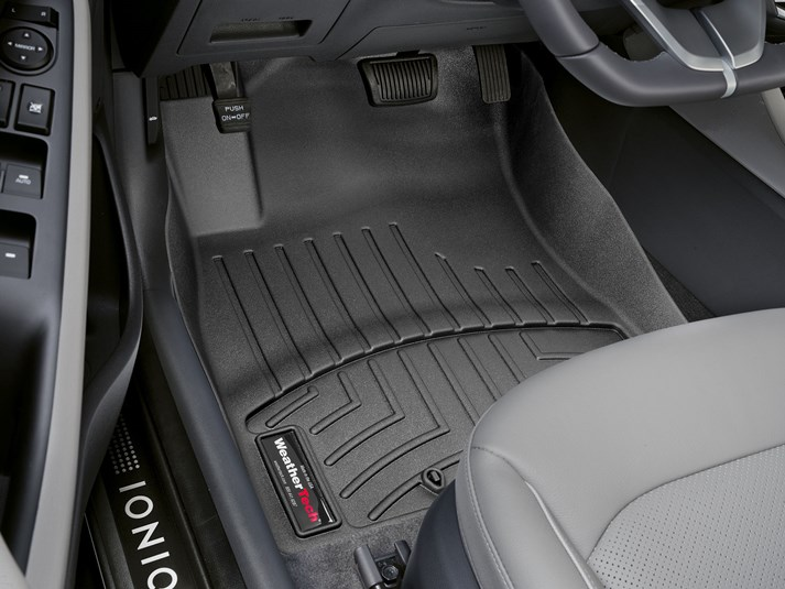 Custom Premium Car Mats to fit Hyundai Ioniq 2016-present