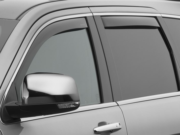 Rain Guards For Trucks >> Jeep 2018 Grand Cherokee Side Window Deflectors