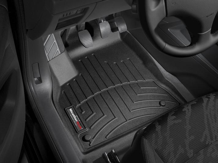 2011 Peugeot 5008 Tapis De Sol Tapis Mesure Au Laser Pour Une