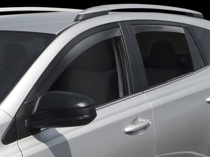 Toyota 2017 RAV4 Side Window Deflectors