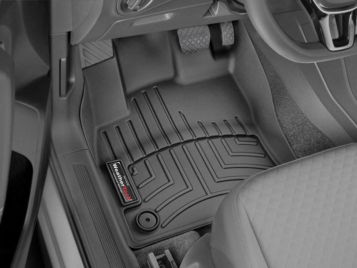 MAZDA 6 Estate 2013 ON-Completamente Su Misura Deluxe Tappetini Auto in Nero