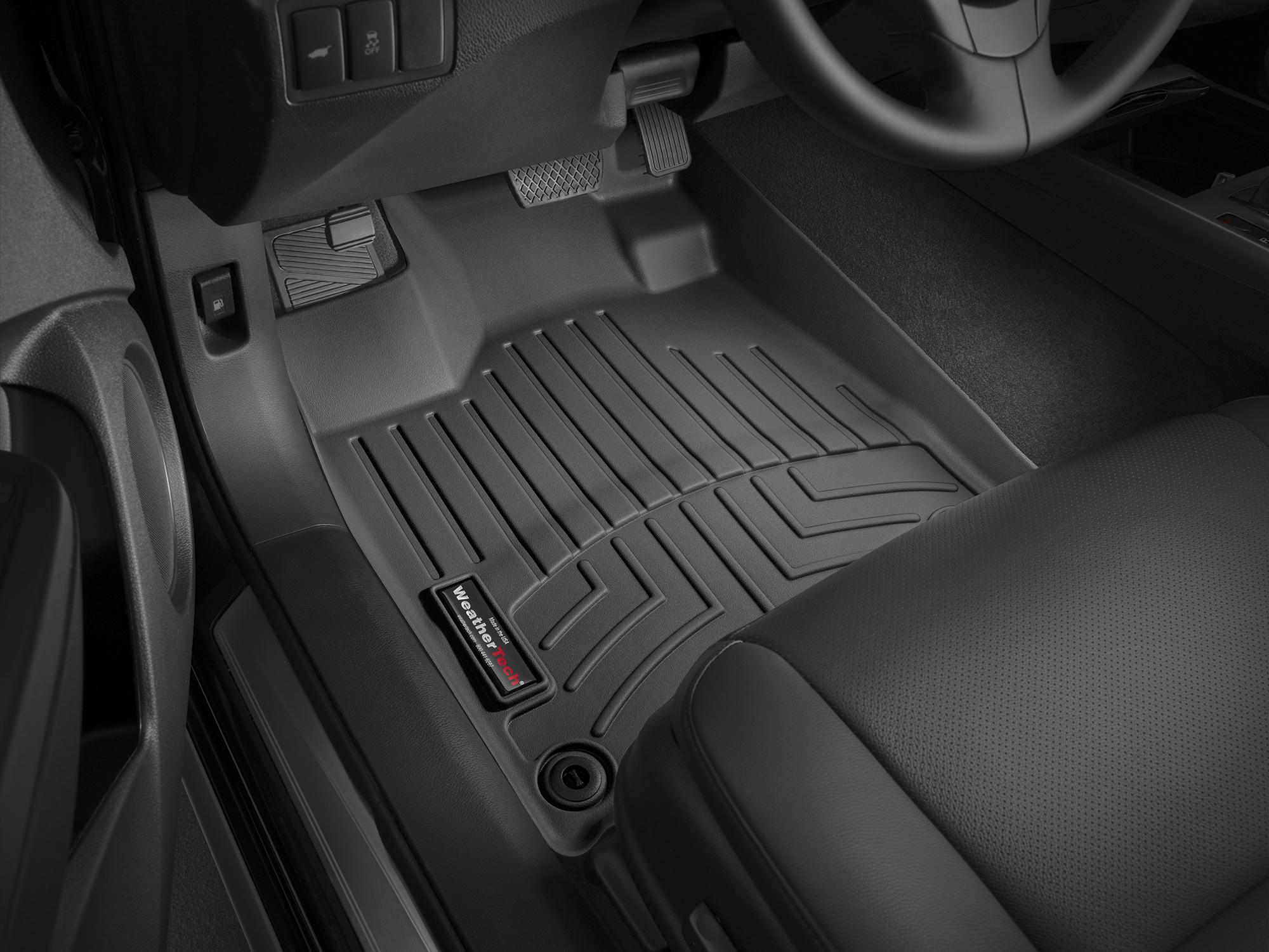 Acura RDX AllWeather Car Mats All Season Flexible Rubber - Acura rdx floor mats