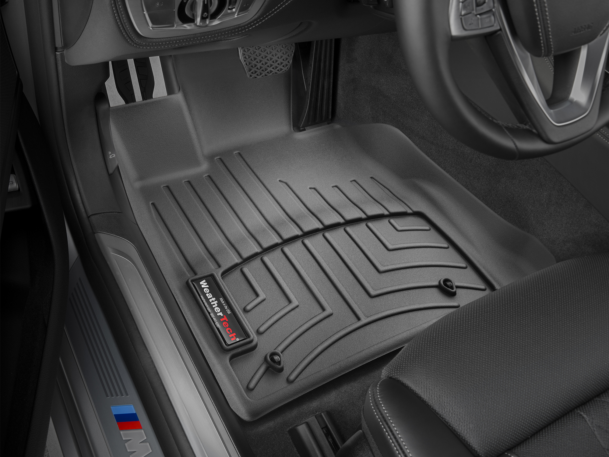 Custom Fit Laser Measured FloorLiners Are Available For The 2017 BMW 7 Series G11 G12 Individual Availability Is Based On Your Vehicles Options