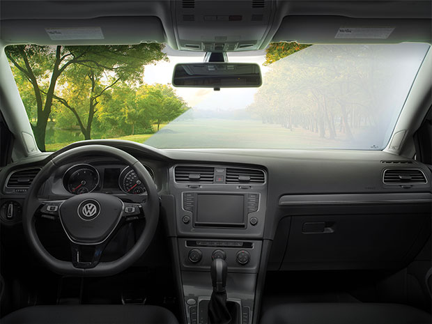 How to Clean the Inside of Your Windshield