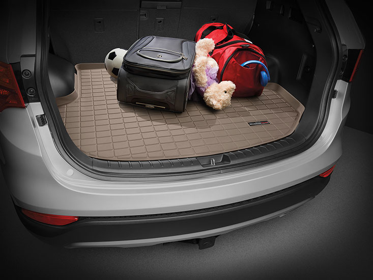 Cargo/Trunk Liners keep spills, dirt and grease contained and not all over your vehicle's interior.