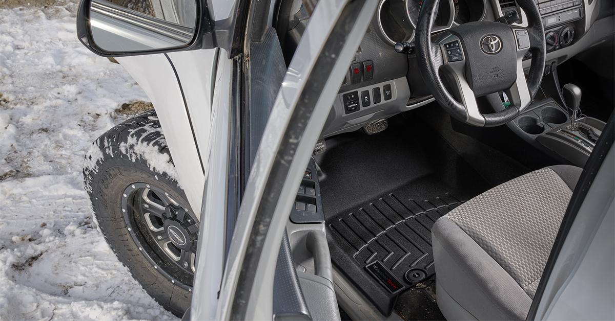 FloorLiner in Truck