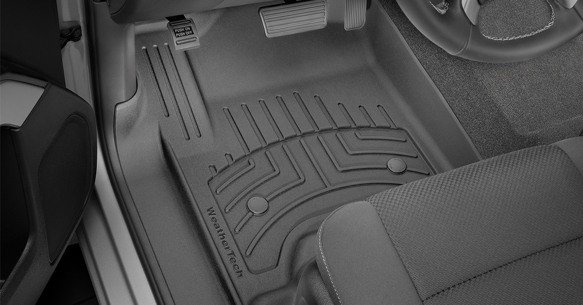 New Weathertech 3d Floor Mats Weathertech