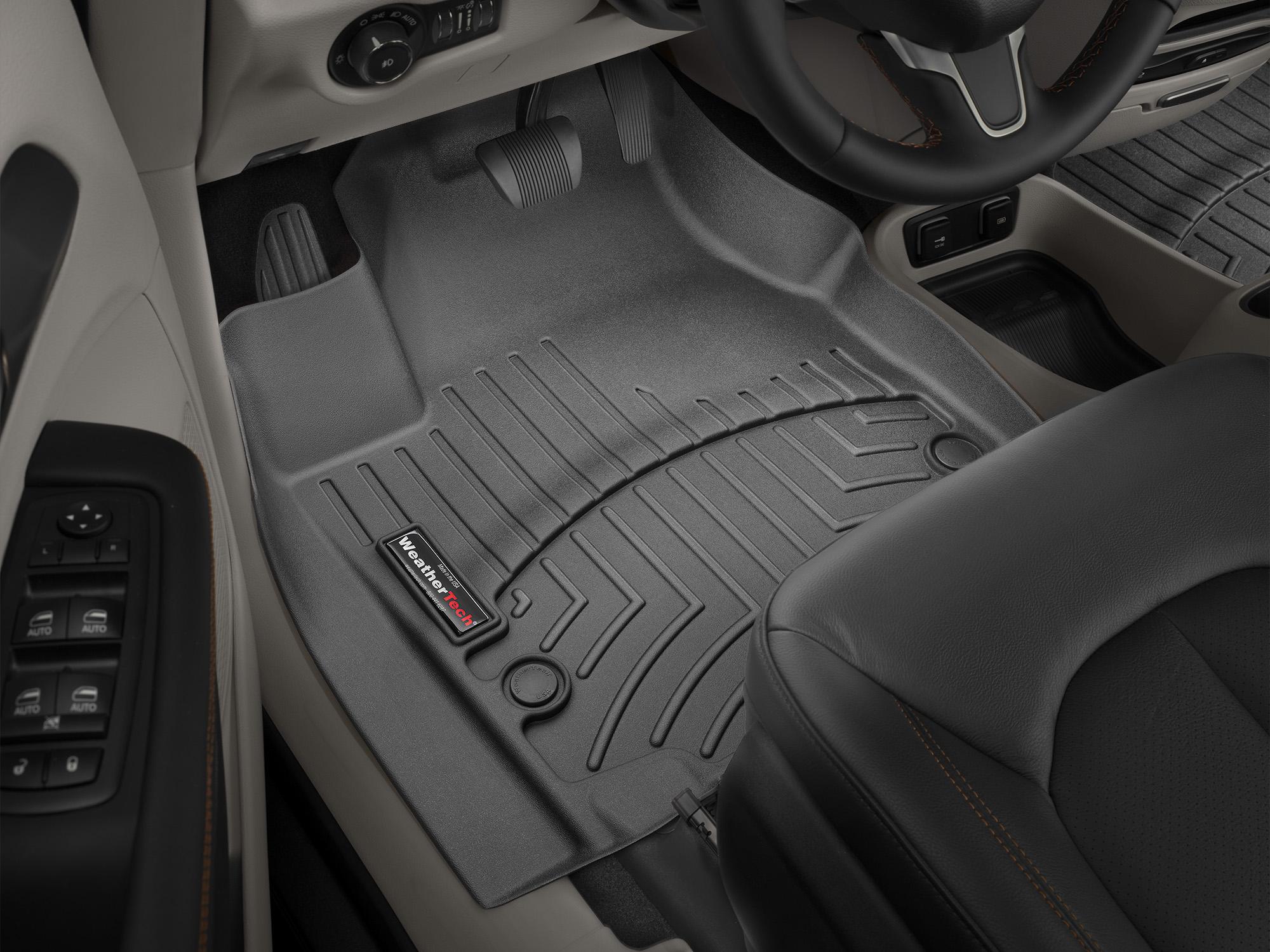 2018 Chrysler Pacifica Floor Mats Laser Measured Floor Mats