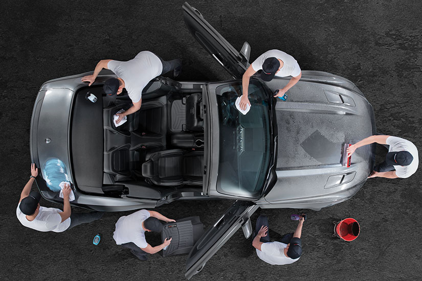 Techcare Spotlight The Basics Of Cleaning Your Car Weathertech