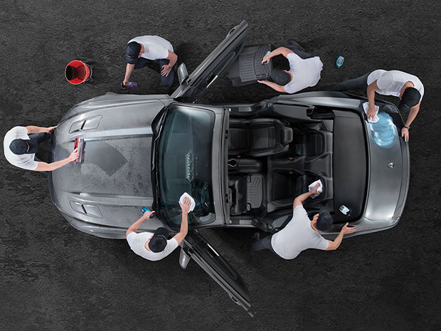 TechCare Spotlight – The Basics of Cleaning Your Car