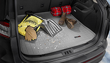 Cargo/Trunk Liners are custom-fit laser measured cargo trunk mats designed to keep spills, dirt and grease away from your vehicle's interior.
