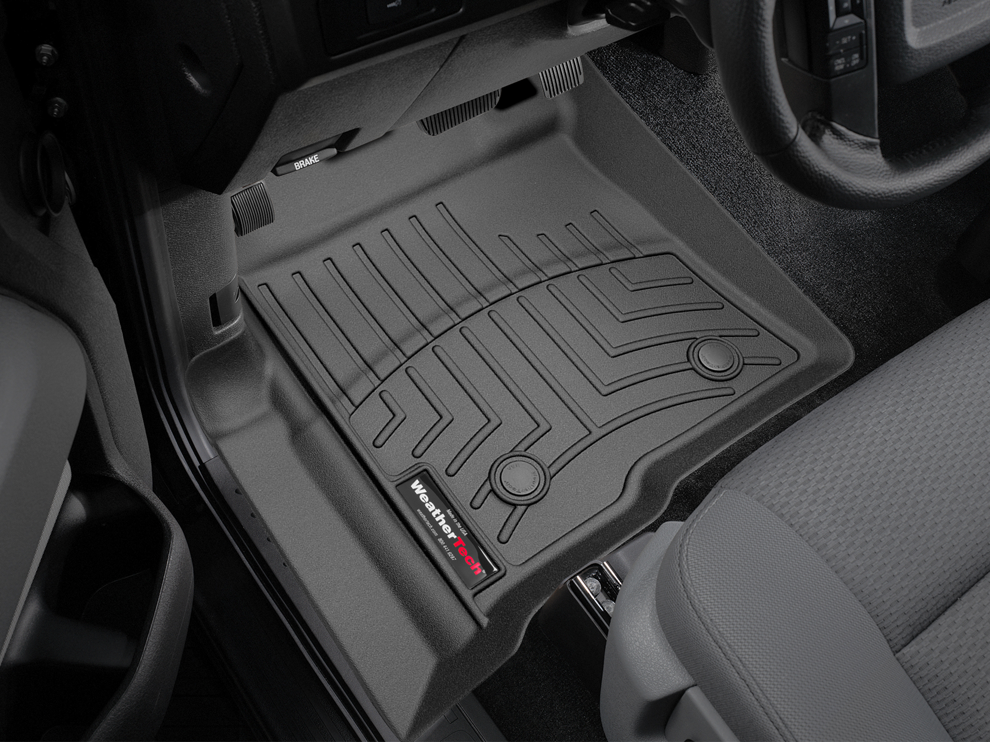 2016 Ford Focus | Floor Mats - Laser measured floor mats for a perfect fit  | WeatherTech