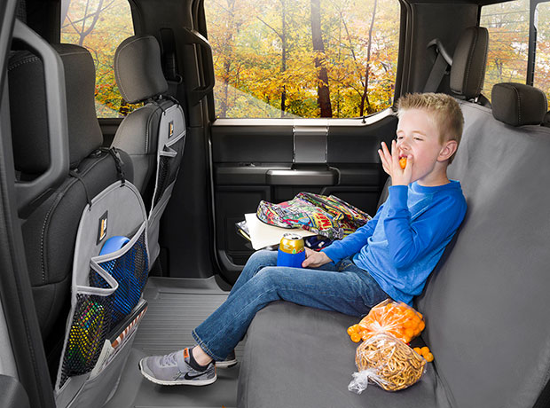 Gear Up Your Back Seat for Back-to-School!