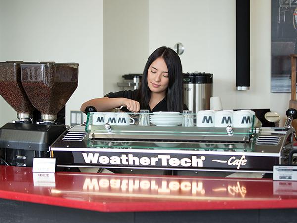 WeatherTech Café