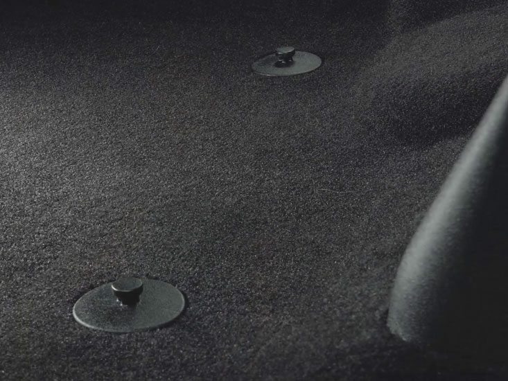 Remove all existing floor mats from your vehicle before installing WeatherTech FloorLiners.