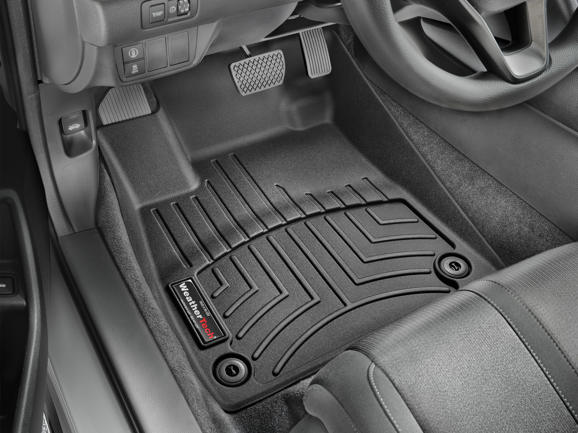 Perfect 2018 Honda Accord | AVM HD Floor Mats   Heavy Duty Flexible Trim To Fit Mats  | WeatherTech
