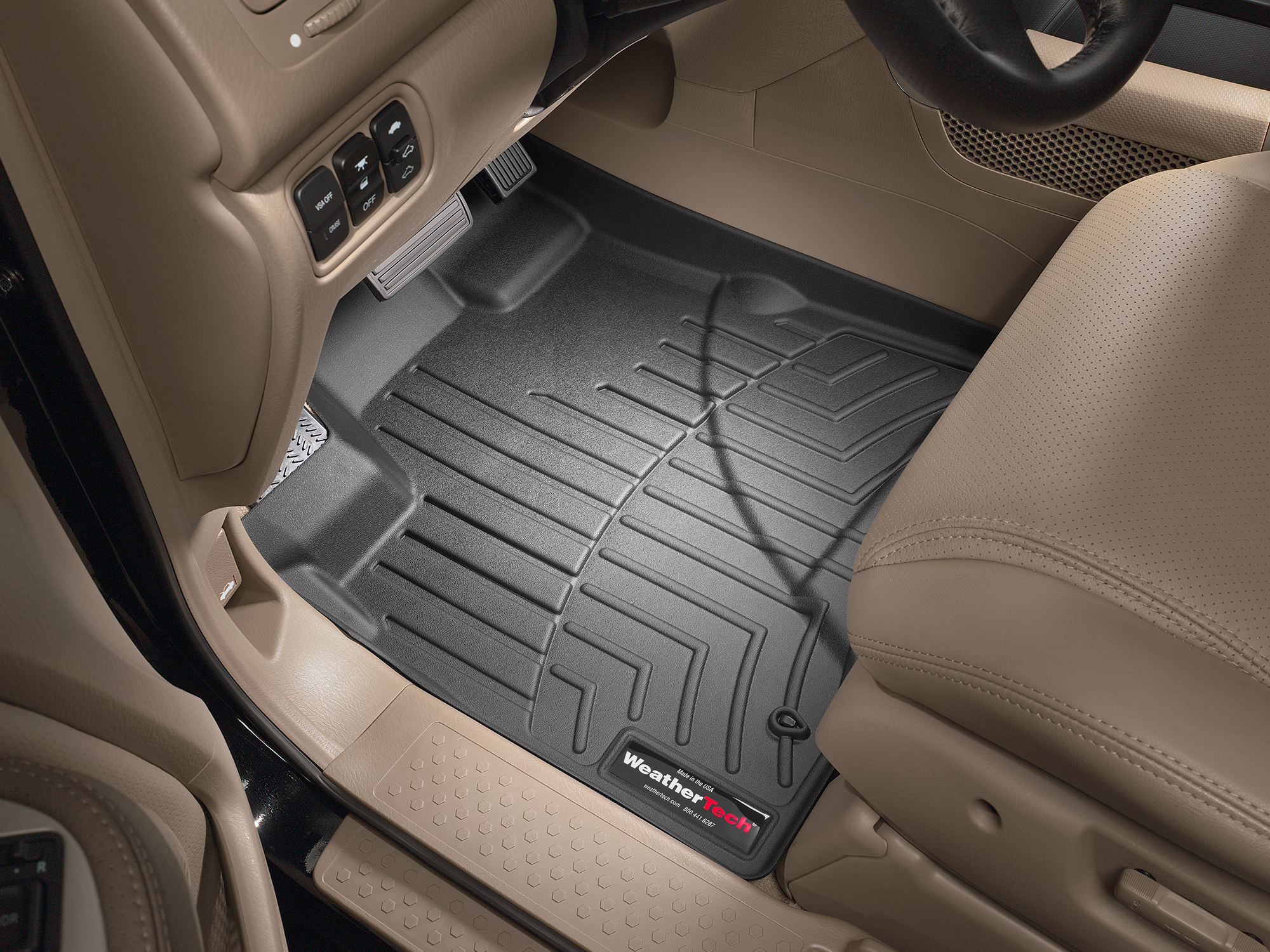 floor black weathertech molded row car mpn silverado chev liners mats digitalfit laser