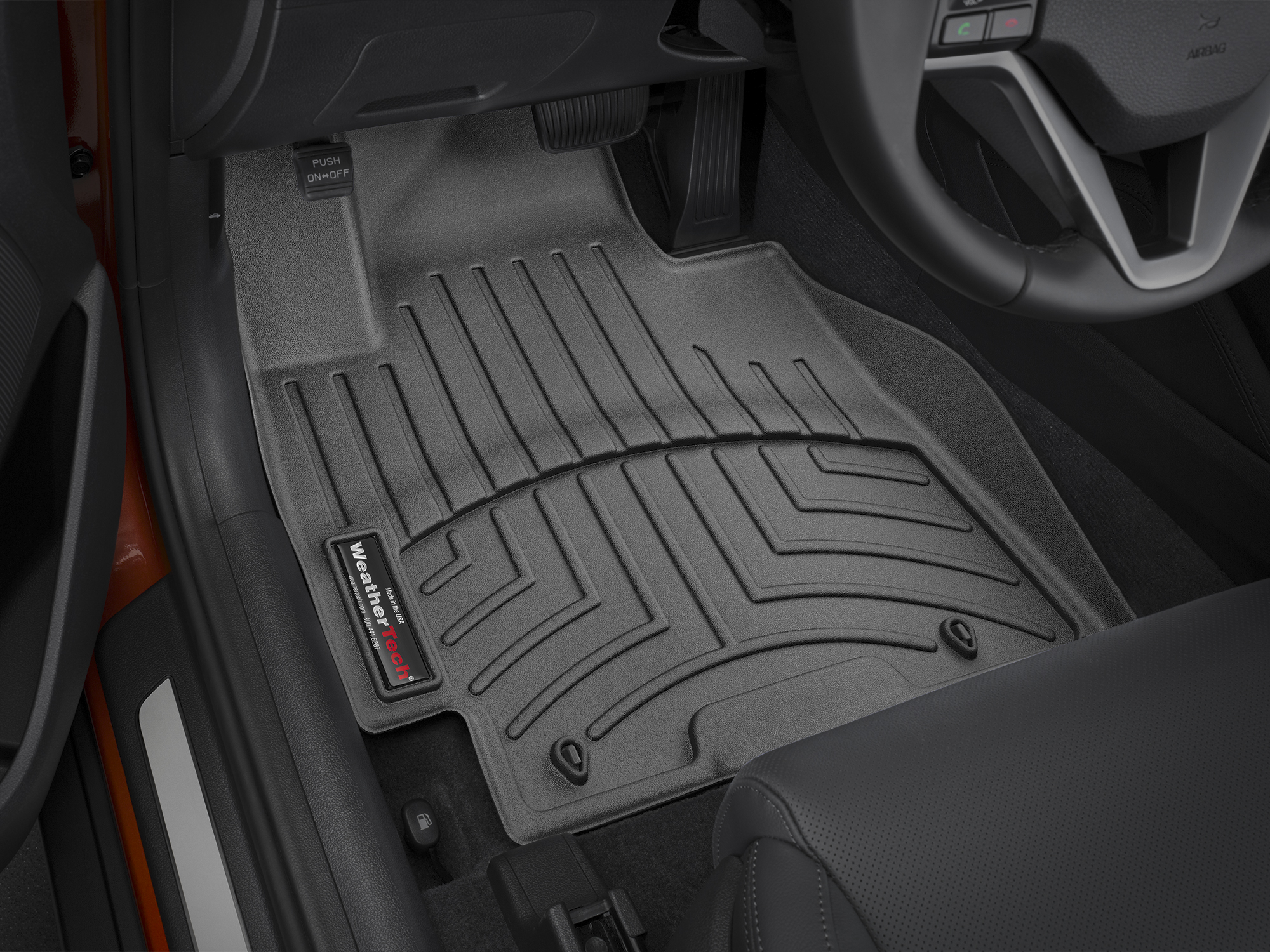 2017 Hyundai Tucson | AVM HD Floor Mats - Heavy Duty