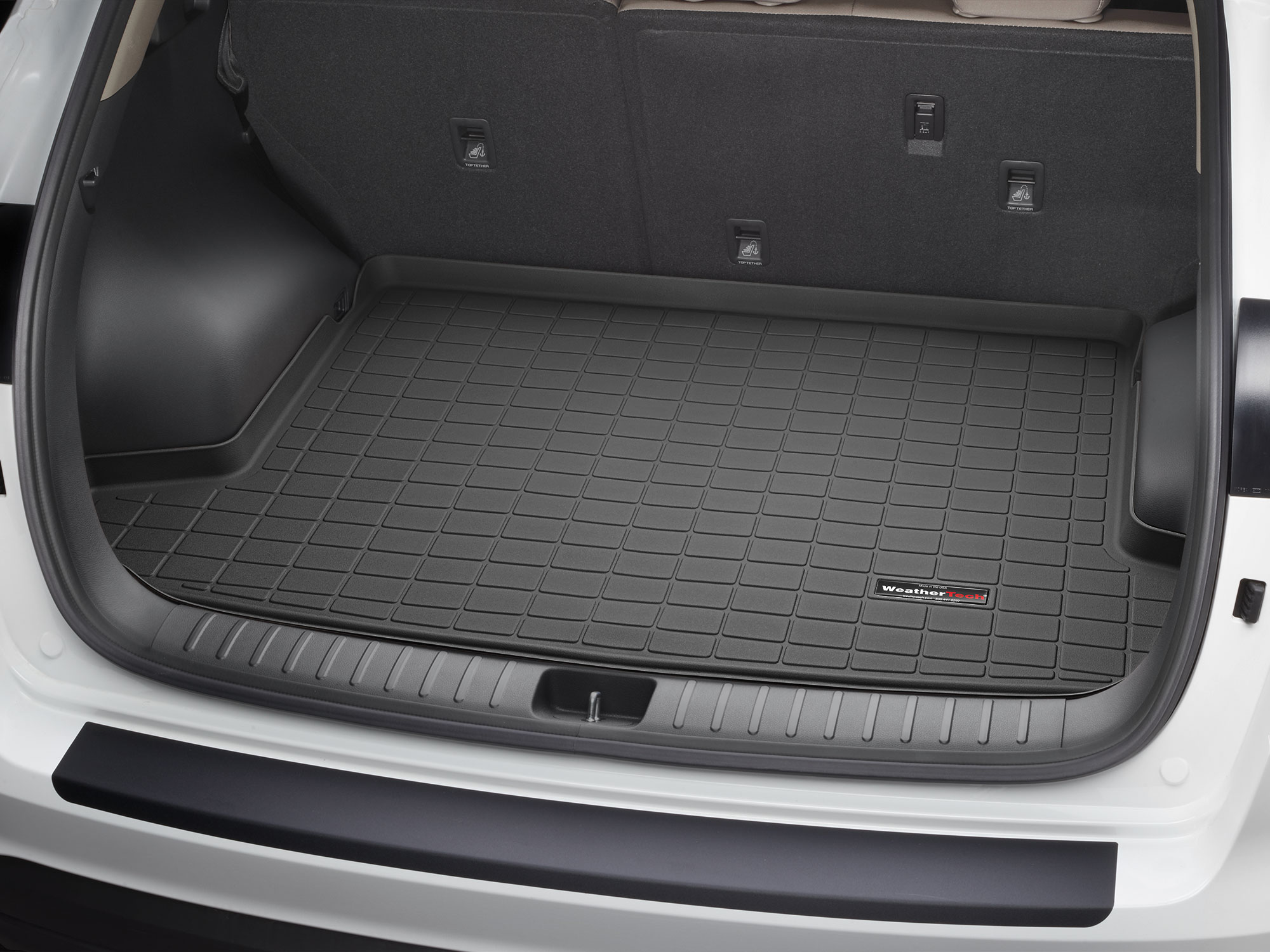 HEAVY DUTY CAR BOOT LINER COVER PROTECTOR MAT For Hyundai Tucson 15 on
