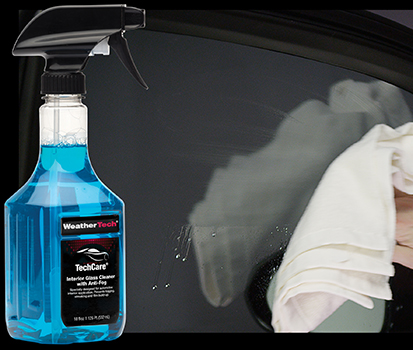 Interior Glass Cleaner