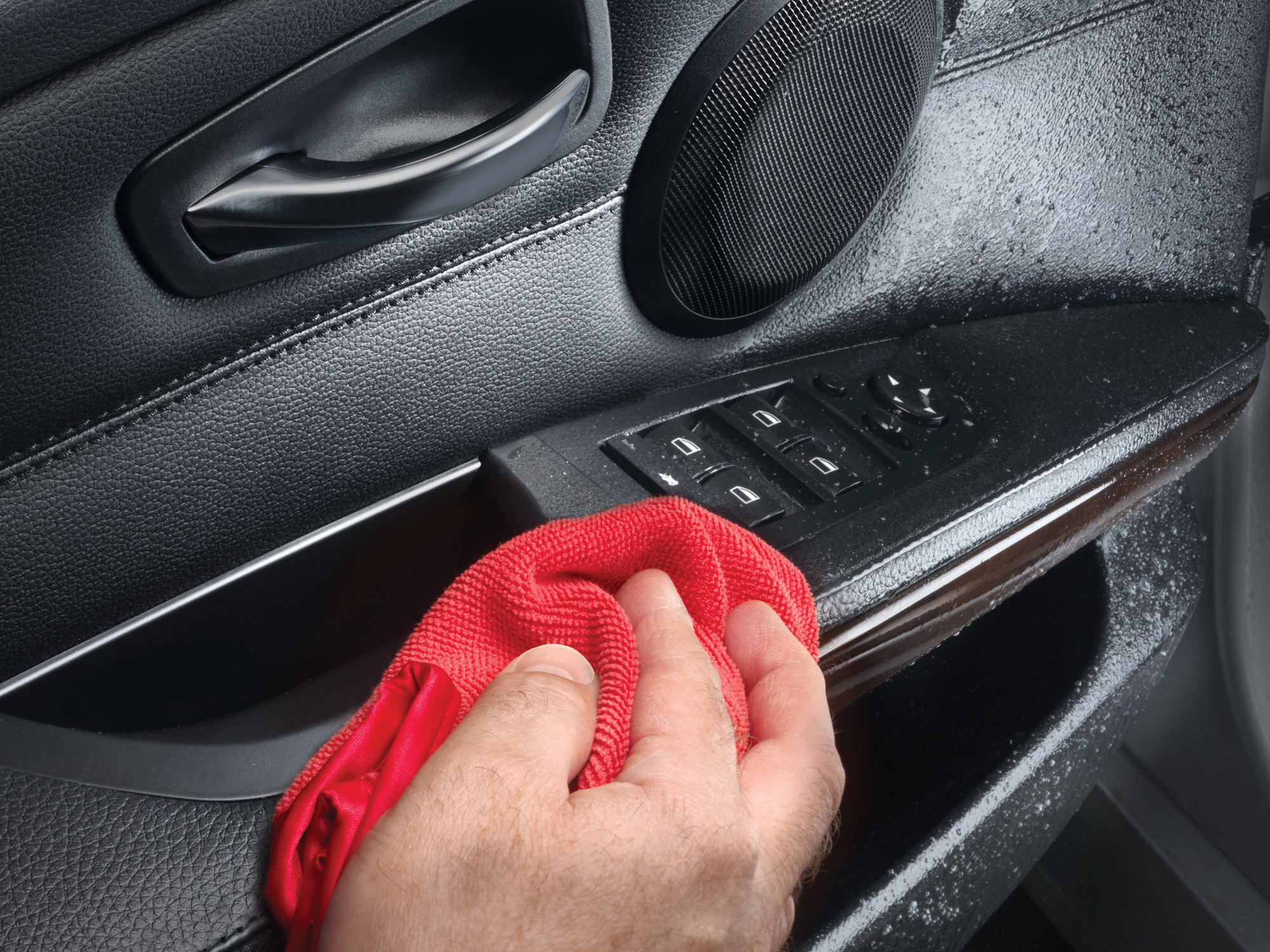 Interior Detailer cleans just about any interior automotive surface.