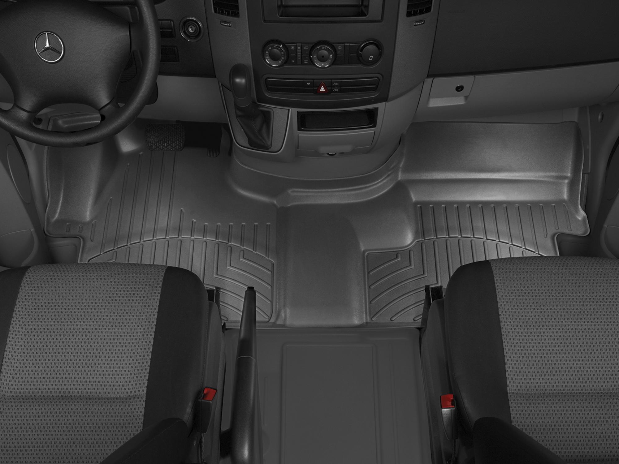 2008 Dodge Sprinter | AVM HD Floor Mats - Heavy Duty