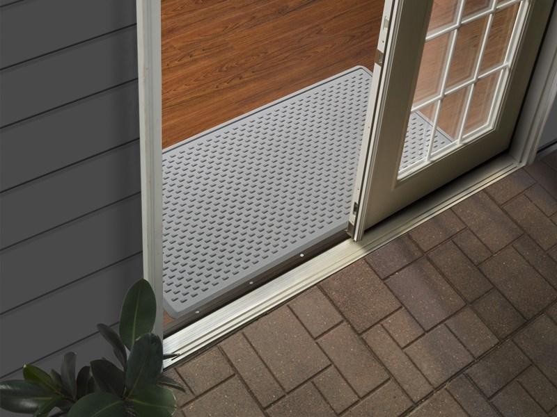 Doorway with IndoorMat