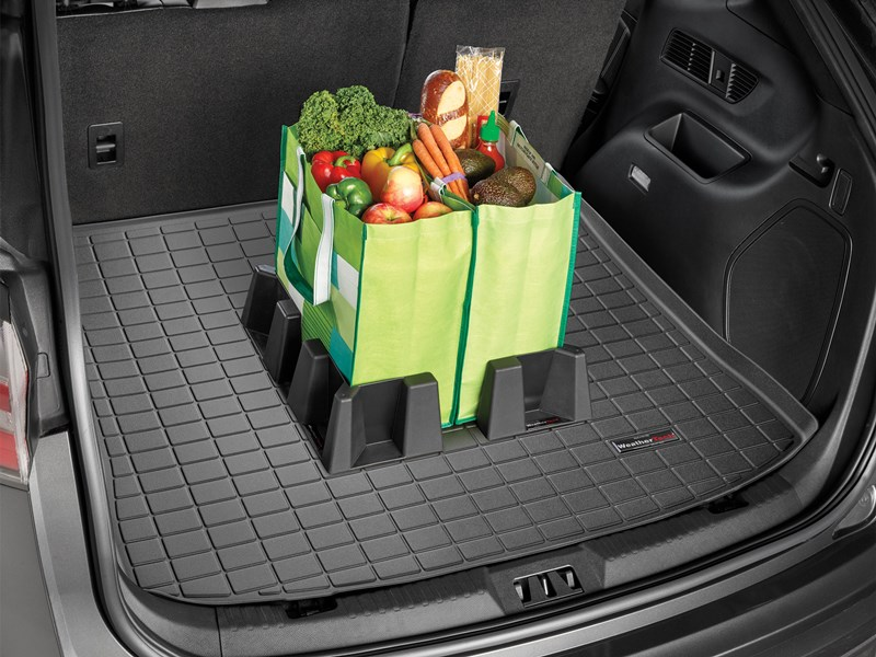CargoTech with Reusable Grocery Bags