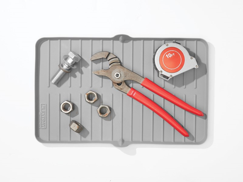Flex Tray with tools