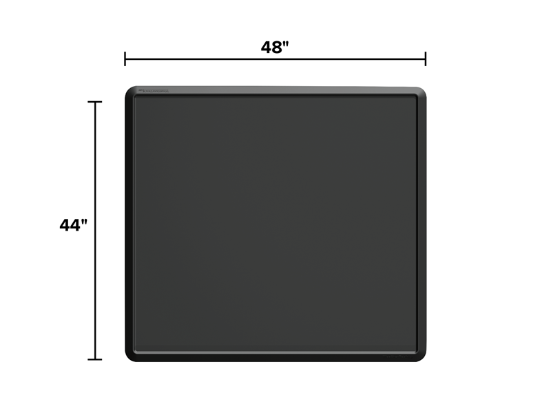 All Purpose Mat with Dimensions