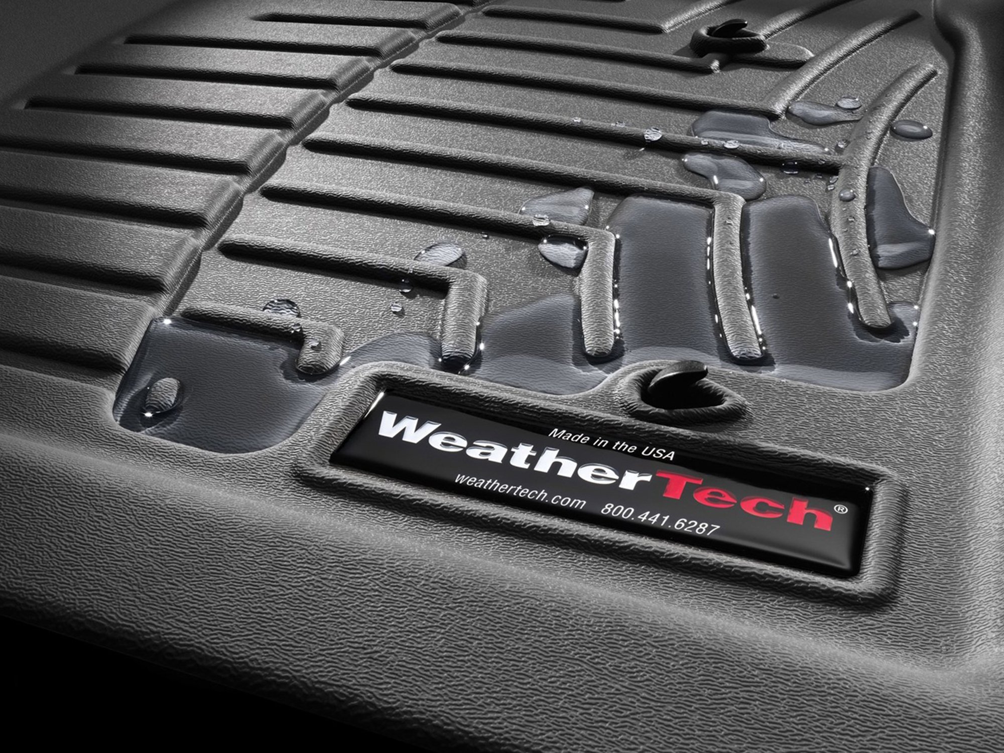 What Are WeatherTech Floor Mats Made of?