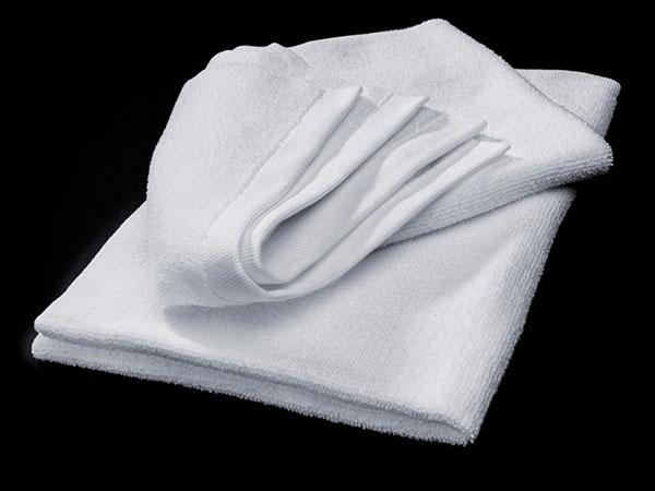 microfiber finishing cloth