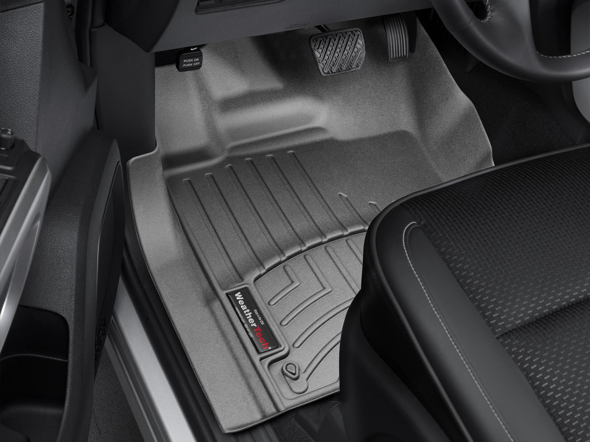 Nissan titan weathertech floor mats