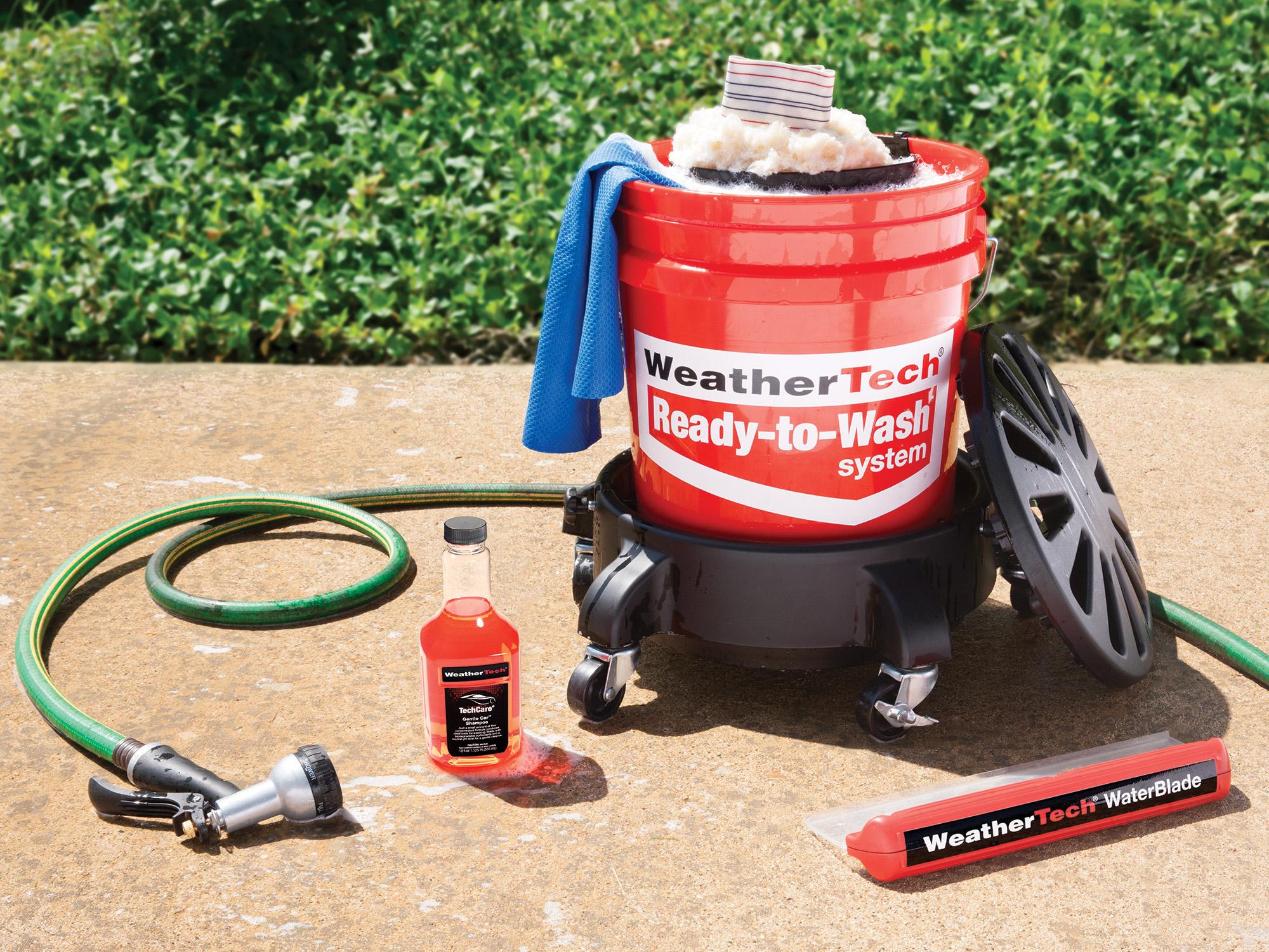 Ready-to-Wash Bucket Breakdown