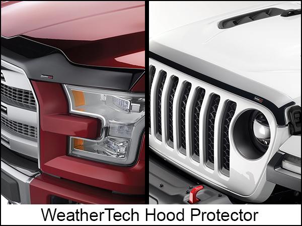 WeatherTech Hood Protector