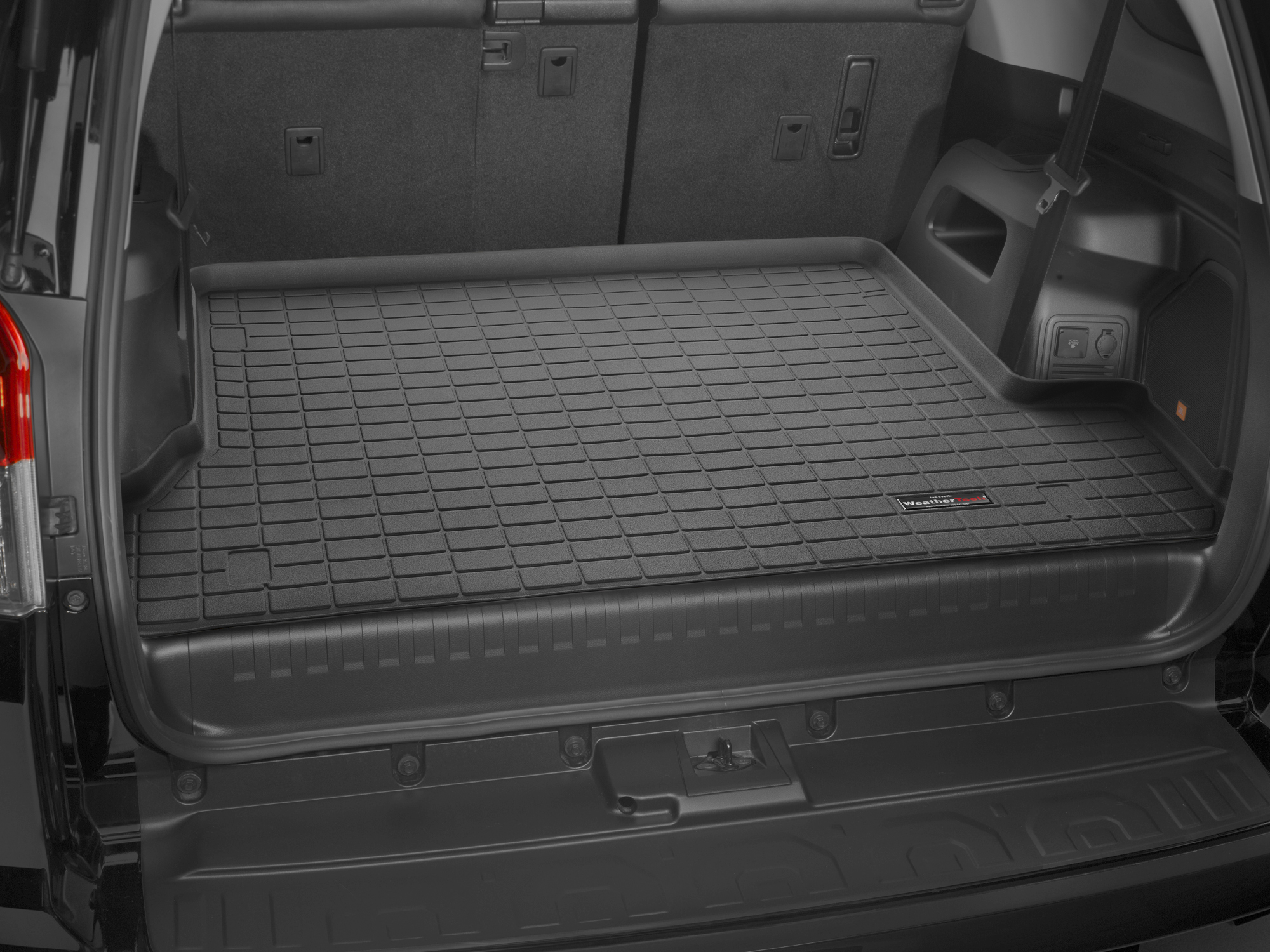 A Custom Fit Cargo Liner Is Available For Your 2016 Toyota 4runner