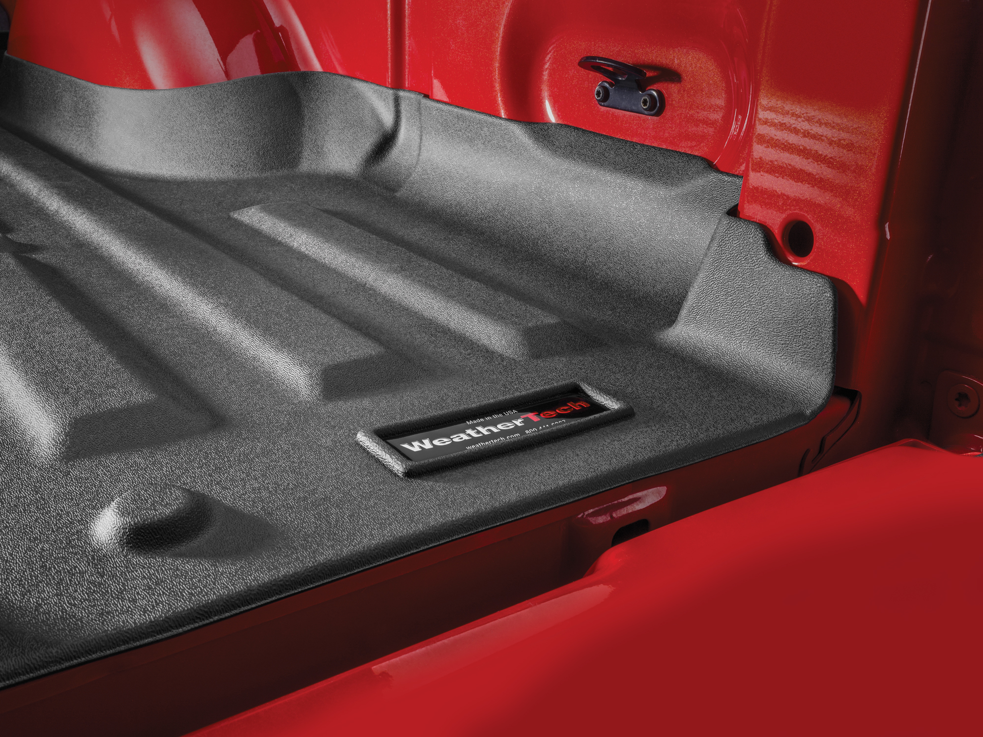 WeatherTech TechLiner up close image of detail
