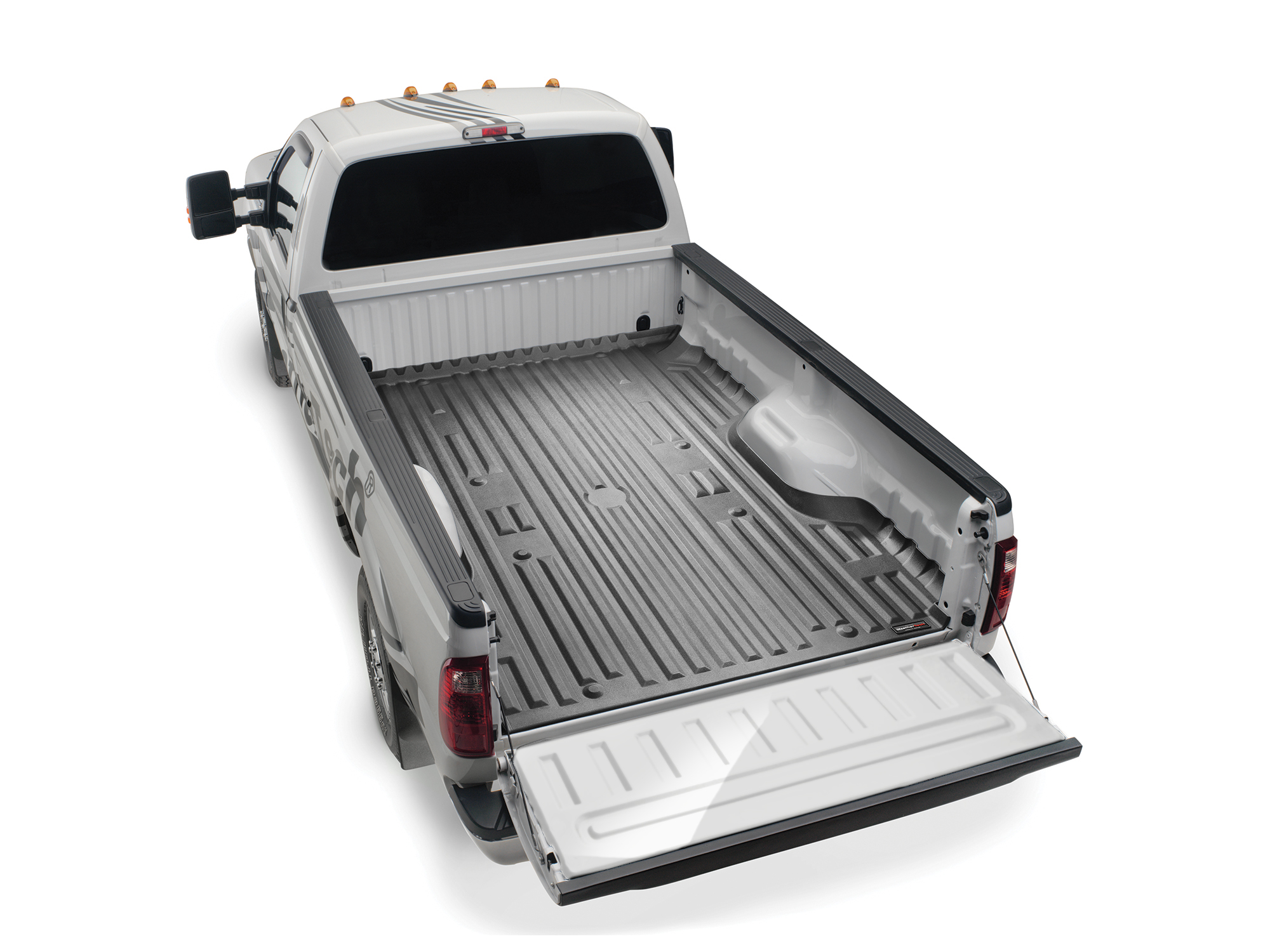 WeatherTech TechLiner for Ford Super Duty.