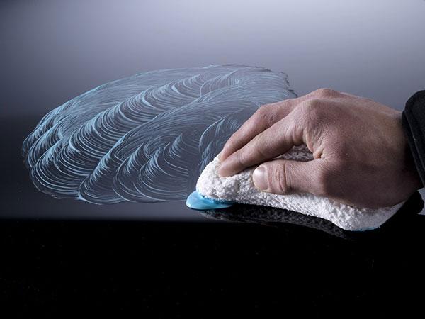 microfiber cloth washing car