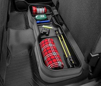 Under Seat Storage System