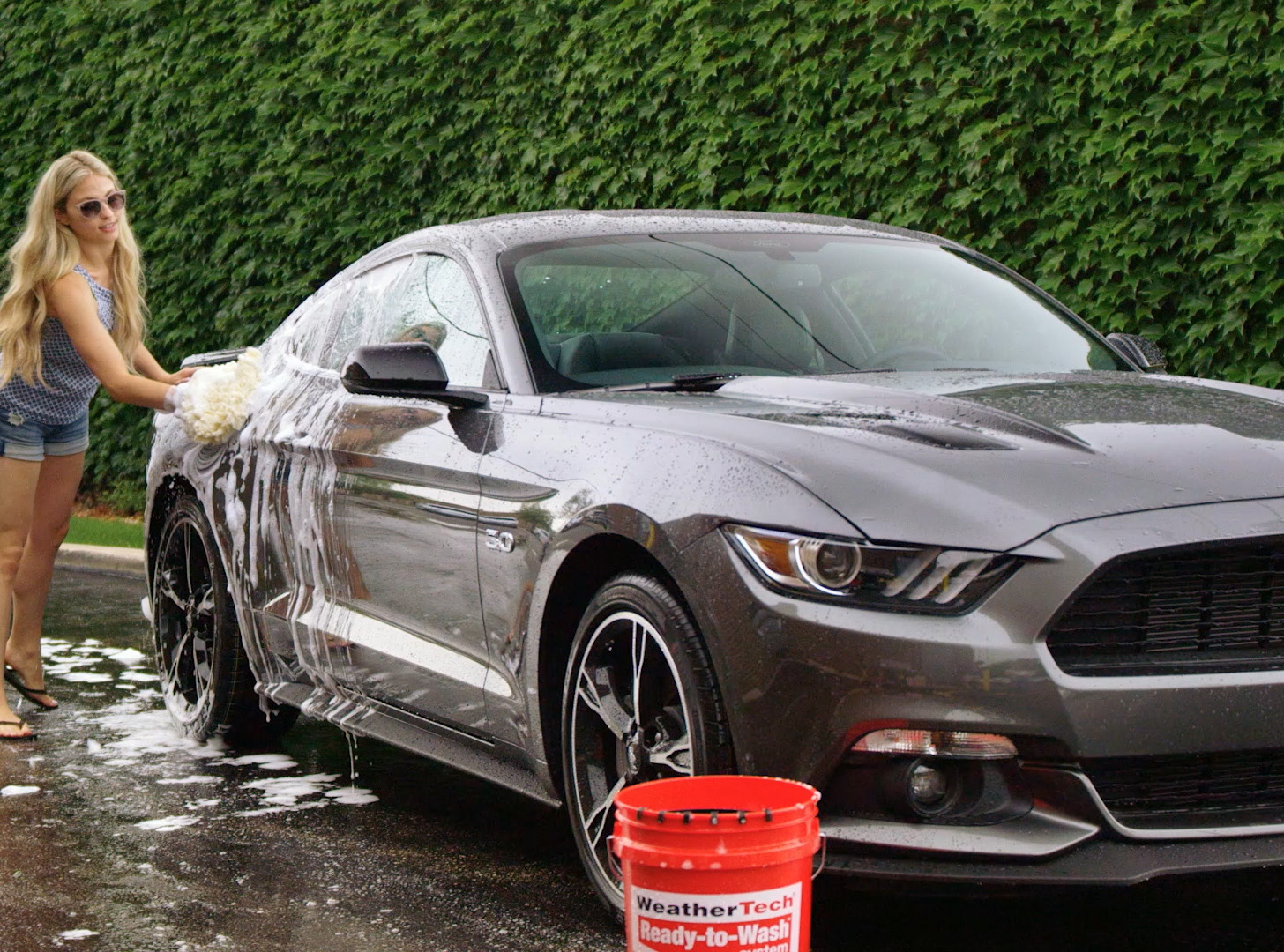 Give Your Car Some TLC for Car Care Month