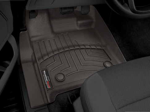 WeatherTech Front FloorLiners offer great protection for every season.