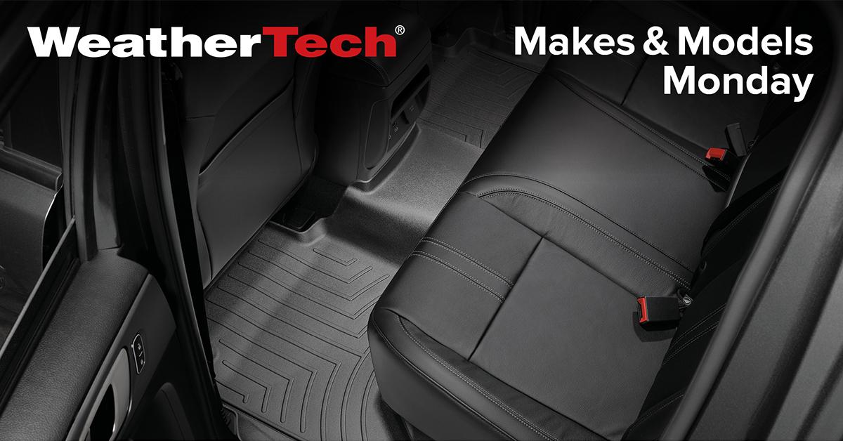 WeatherTech SunShade installed on a sedan.