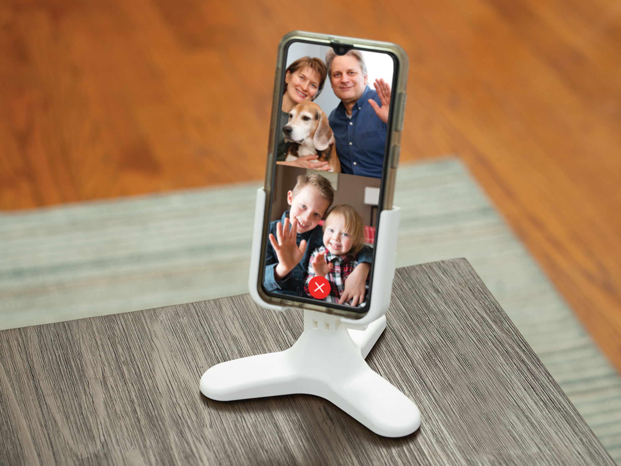 Virtual get together's with Dad are a great way to celebrate Father's Day