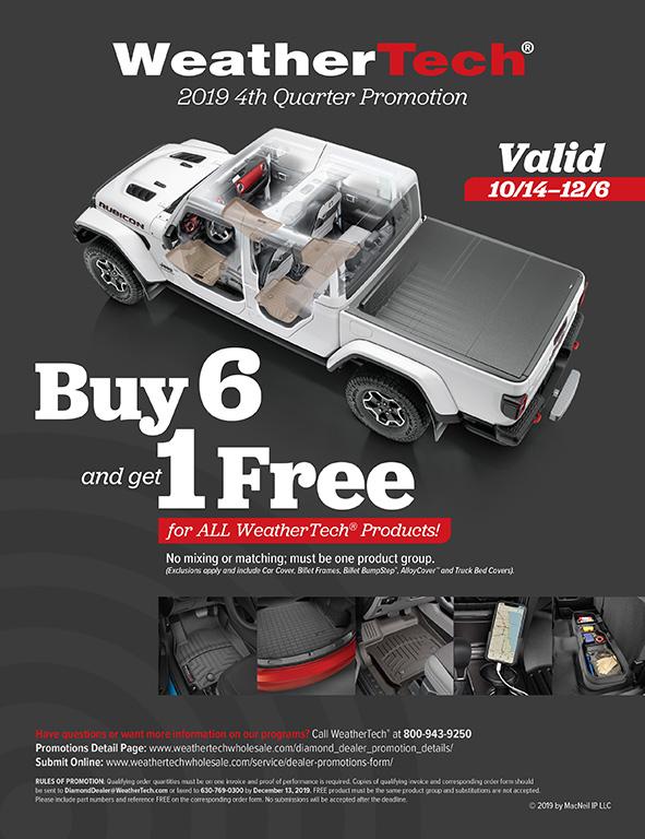 Diamond Dealer Promotions
