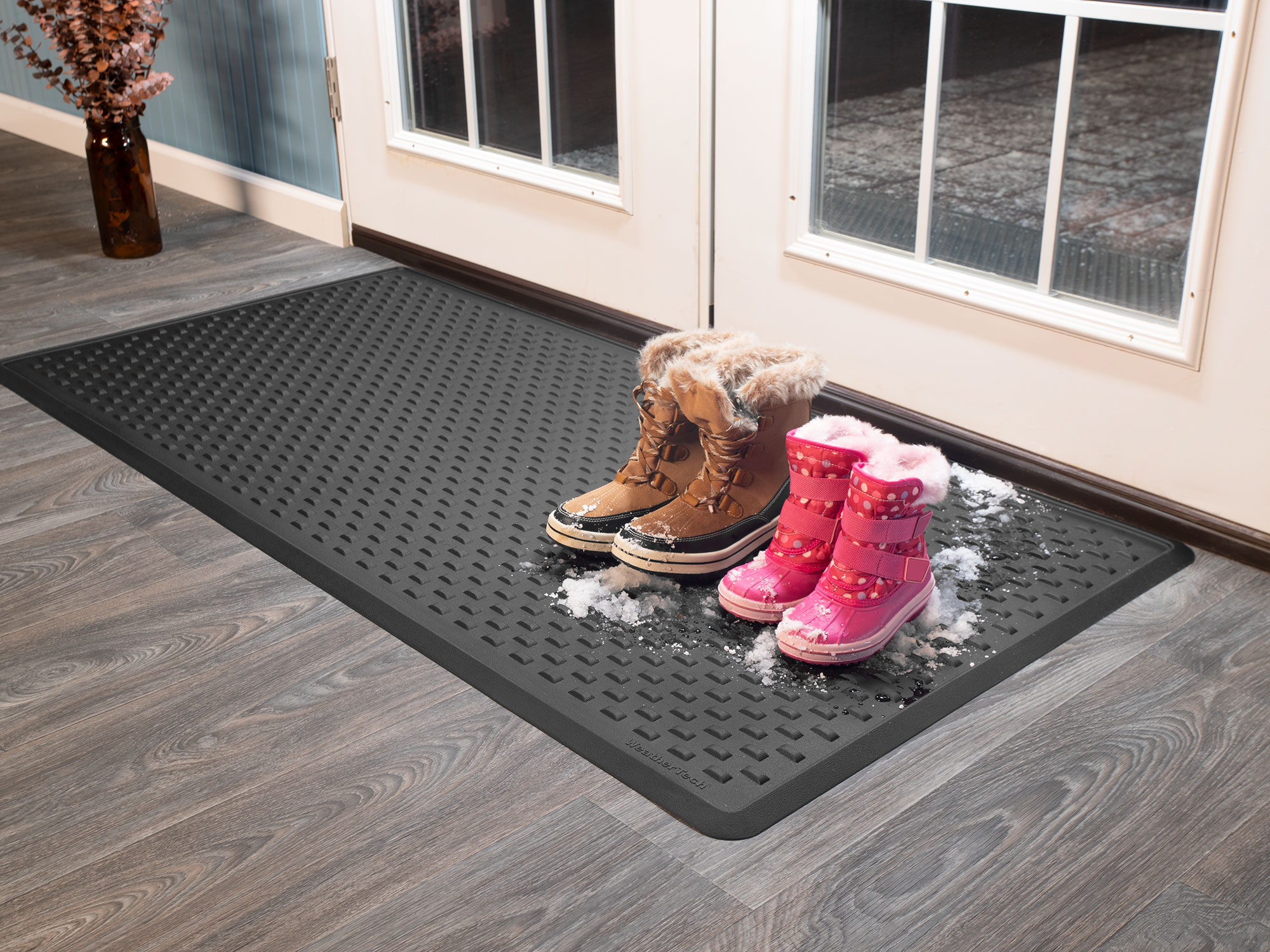 IndoorMat with boots