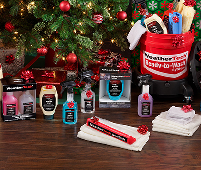 TechCare® Auto Detailing Products