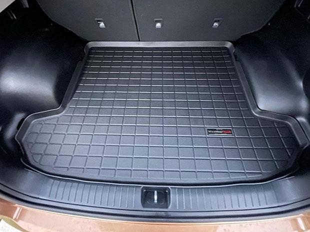 Can you spray paint WeatherTech floor mats?