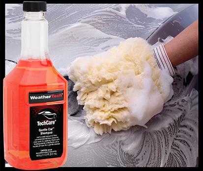 TechCare Gentle Car Shampoo